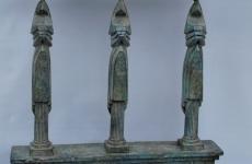 BD.'Caryatids', Bronze